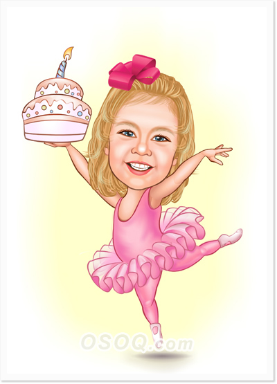 Birthday Caricatures Osoq Com