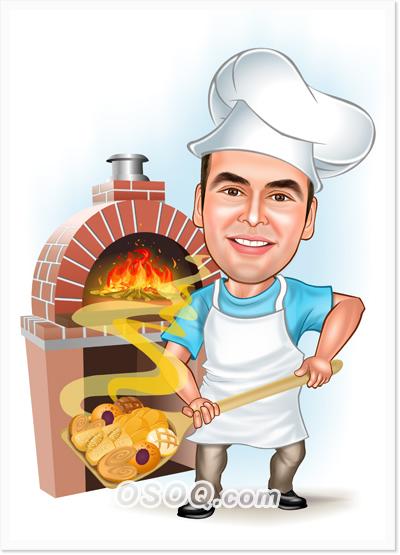 Restaurant Caricature Osoq Com