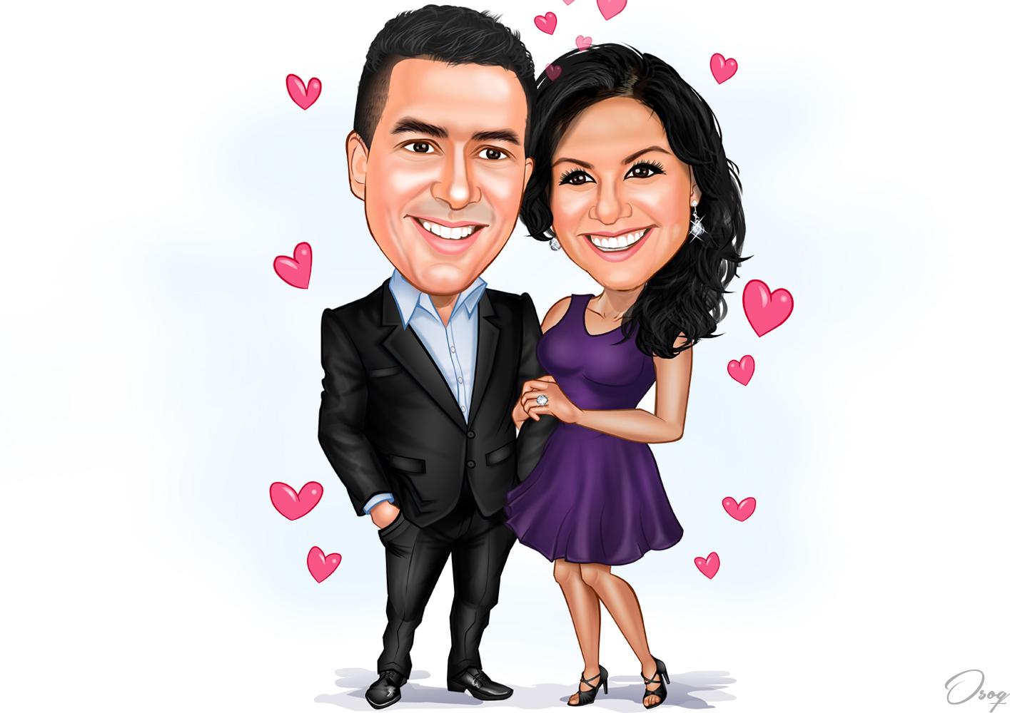 Cartoon Couples Osoq Com