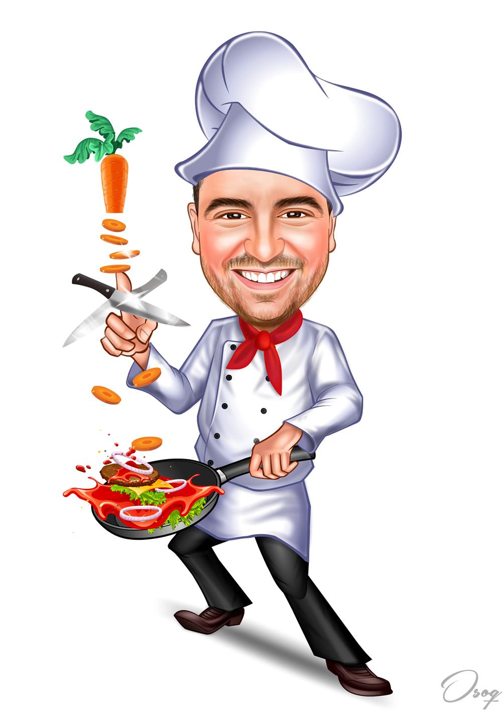 Chef Cartoon Osoq Com